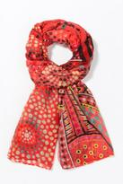 Desigual Luuka Colorful Scarf