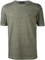Fay short sleeve T-shirt - men - Cotton - M