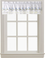CHF Leighton Rod-Pocket Tailored Valance