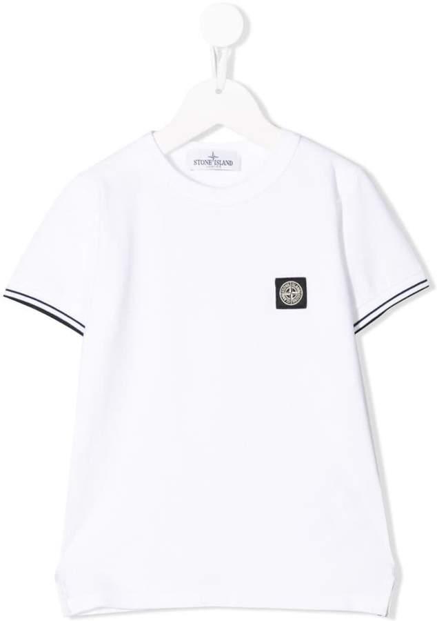 e5b5be004418 Stone Island White Clothing For Kids - ShopStyle UK