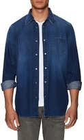 Hudson Weston Snap Denim Sportshirt