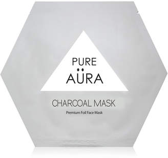 Pure Aura Charcoal Foil Mask