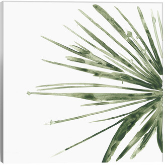 iCanvas icanvasart Verdant Impressions Iv Minimalist Canvas Art Print