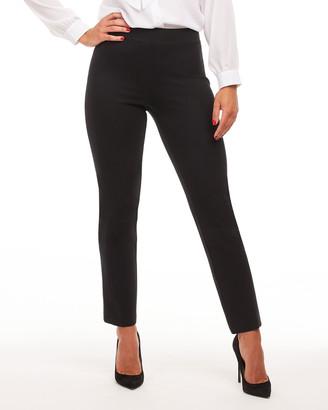Spanx The Perfect Black Slim Straight Pants