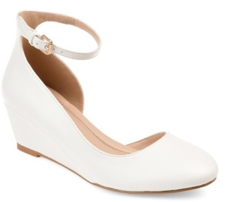 Journee Collection Seely Wedge Pump