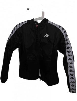 Kappa Black Jacket for Women