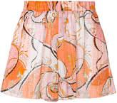 Emilio Pucci high-waisted shorts