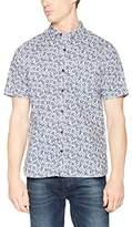 Fat Face Men's Southwold Print Casual Shirt