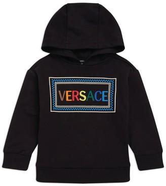 Versace Logo Hoodie (4-14 Years)