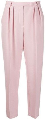 Styland High-Waisted Tapered Trousers