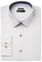 Bar III Men's Slim-Fit Wear Me Out Diamond-Print Dress Shirt, Only at Macy's