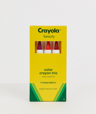Crayola Colour Crayon Trio - Jazz Pizzazz
