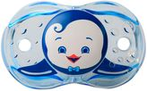 Razbaby Keep-It-Kleen® Penguin Pacifier in Blue