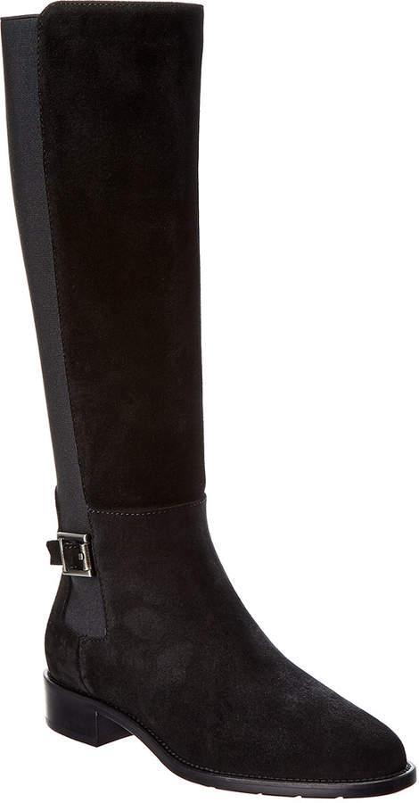 Aquatalia Natalee Waterproof Suede Boot