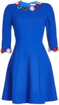 Mary Katrantzou Wool Dress