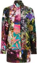 A.F.Vandevorst scarf neck dress