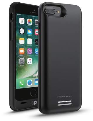 PRESS PLAY MFi Venue Battery iPhone 7 Plus/6s Plus/6 Plus Case - Black