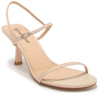 Jeffrey Campbell Pletana Ankle Strap Leather Sandal