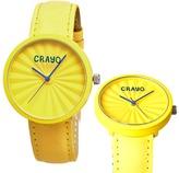 Crayo Pleats Collection CR1503 Unisex Watch