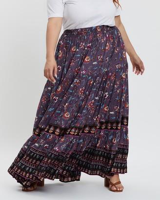 Hope & Harvest Delilah Full Maxi Skirt