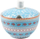 Pip Studio Ribbon Rose Sugar Bowl - Blue