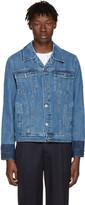 Kenzo Navy Denim Jacket