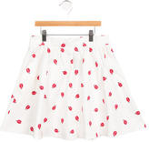 Kate Spade Girls' Lady Bug Printed A-Line Skirt w/ Tags
