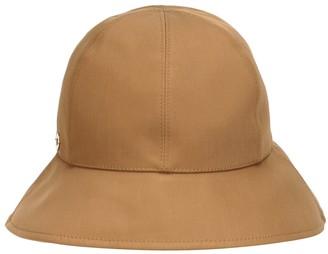 Loro Piana Cloche Namib cotton bucket hat