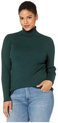 Lauren Ralph Lauren Plus Size Turtleneck Sweater