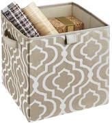 ClosetMaid Premium 2 Handle Storage Bin in Graystone
