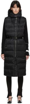 Alyx Black Long Puffer Vest