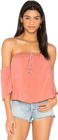 The Jetset Diaries Impala Top in Pink. - size L (also in M,S,XS)