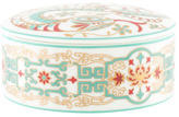 Tiffany & Co. Hand-Painted Porcelain Box