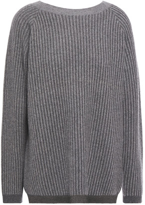 Theory Ribbed Cashmere Sweater