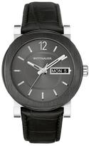 Wittnauer Water Resistant Quartz Watch, 42mm