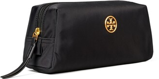Tory Burch Piper Nylon Long Cosmetic Case