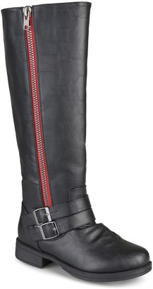Journee Collection Lady Extra Wide Calf Boot