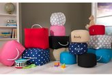 Kid Kraft Square Furniture Pouf