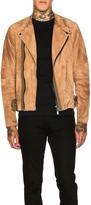 Sacai Leather Jacket