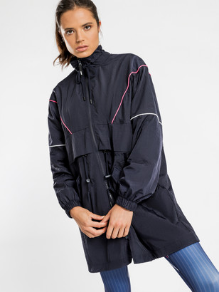 Jaggad Area Anorak Jacket in Navy