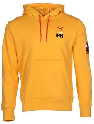 Puma X Helly Hansen Hoodie (Citrus) Men's Clothing