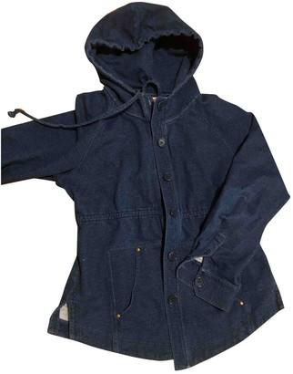Juicy Couture Blue Cotton Jackets