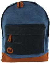 Mi-Pac Premium Denim Patch Backpack