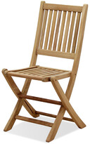 International Home Miami Amazonia Teak Set Of 2 London Folding Chairs