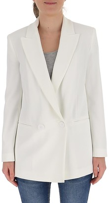Pinko Double-Breasted Long Blazer