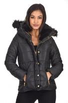 AX Paris Black Quilted Jacket