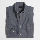 J.Crew Factory Chambray one-pocket shirt
