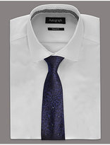 Autograph Pure Silk Tie Made With Swarovski® Elements