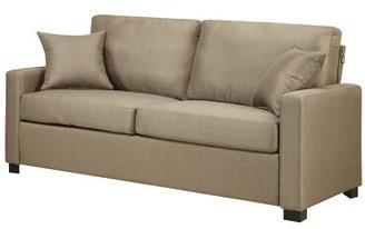 Latitude Run Earlene Sofa Upholstery Color: Platinum