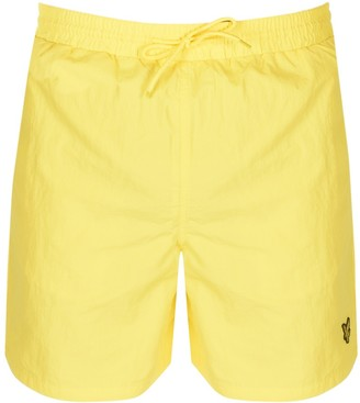 Lyle & Scott Swim Shorts Yellow